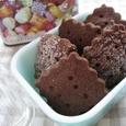 チョコレートショートブレッド