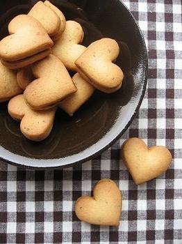 黒コショウのクッキー