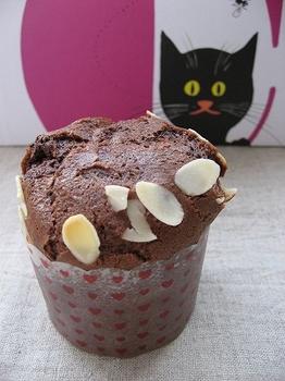 カロリーオフ☆チョコレートマフィン
