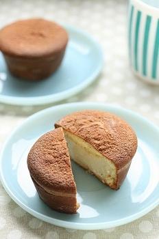 豆腐クリームケーキ