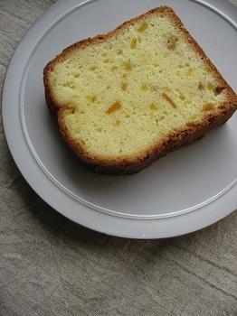 はっさくのパウンドケーキ