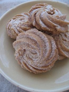 和三盆糖のクッキー